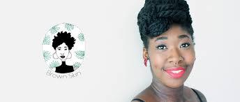 browskin, blogueuse et youtubeuse afro, faite des tutoriels sur les locks sur youtube