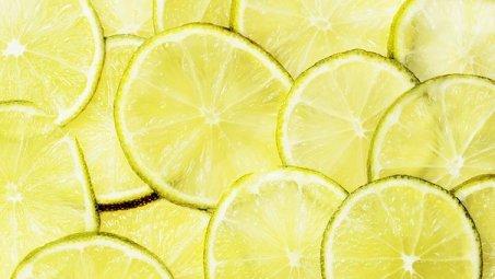 le citron permet de se débarrasser des taches