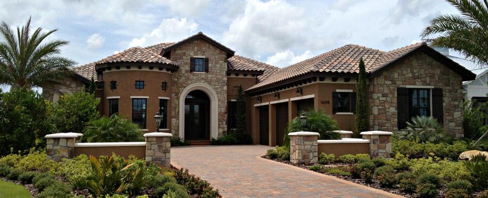Estate Homes Florida