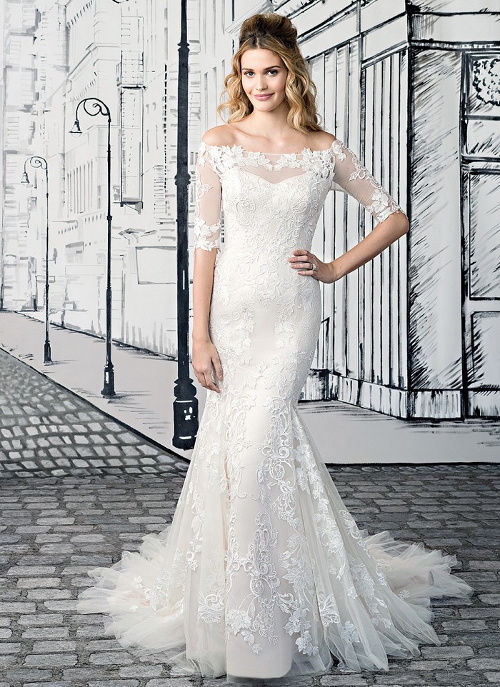 Tips for Your Winter Wonderland Wedding Dress