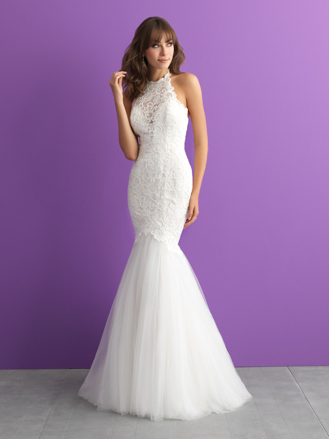 Look To Allure Bridals For Wedding Romance