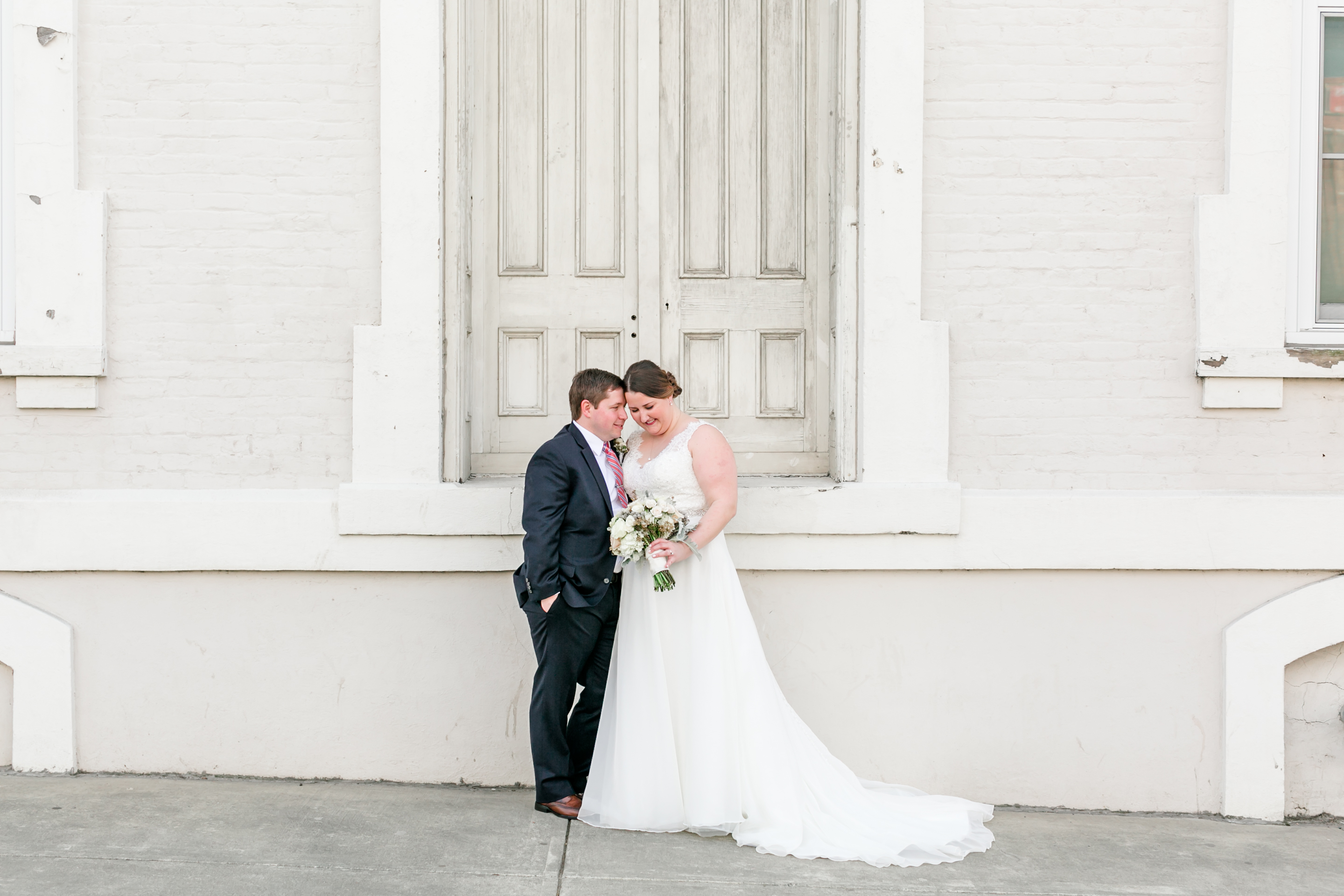 new york bride groom wedding dress raleigh nc