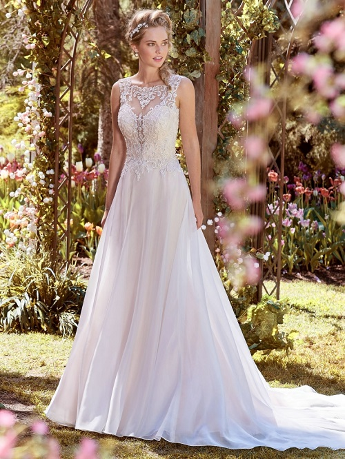 NYB&G Raleigh: 2018 Dress Trends To Incorporate Into Your Wedding Day