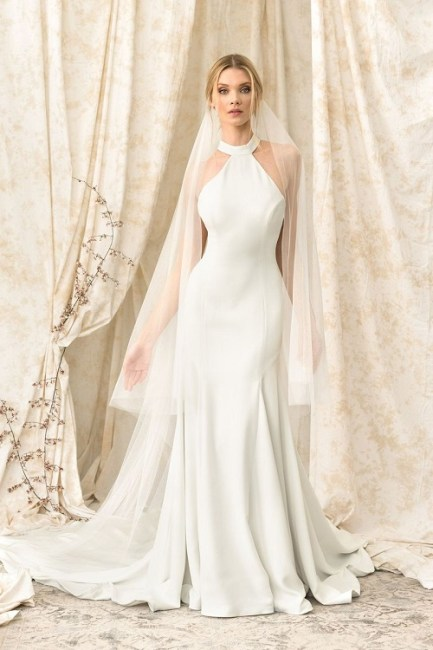 NYBG-Raleigh-NC-wedding-dress-Justin-Alexander-halter-style-9905