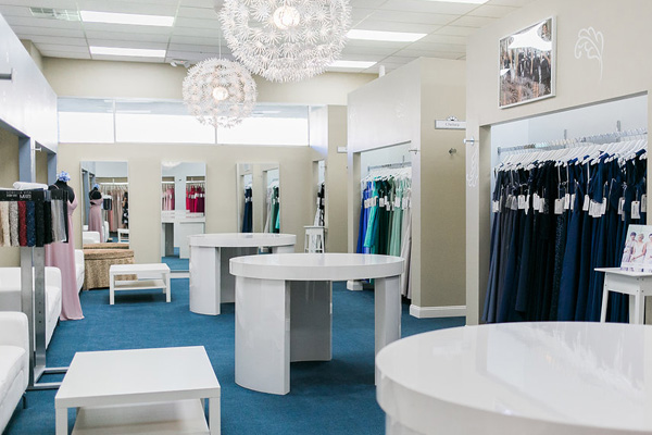 bridesmaid dresses in raleigh