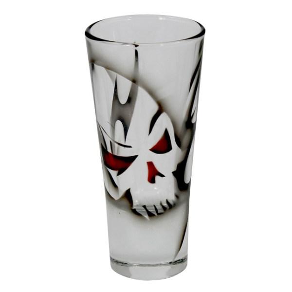Shotglas Dödskalle