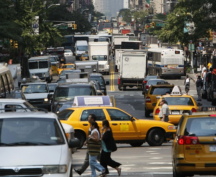 Eight Reasons Why Congestion Pricing Goes Great With the
