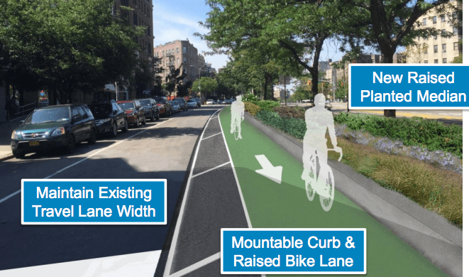 Grand Concourse Redesign Won't Be Done Until 2022 at the