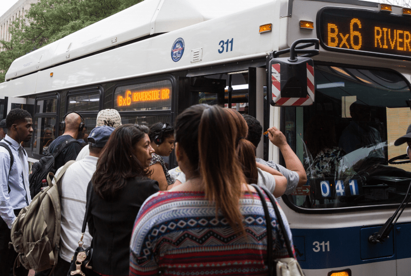 Beyond The Metrocard Faster Buses Better Access To