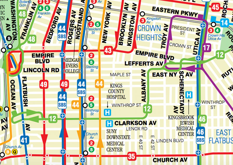 Jarrett Walker on Redesigning NYC's Bus Network: Start By