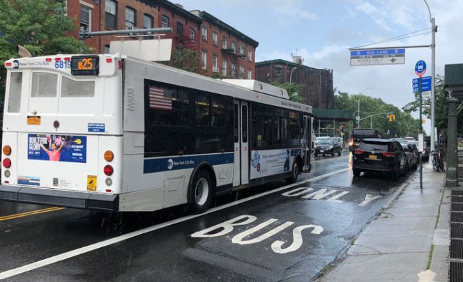 Byford: Cameras Are A Lot Better Than Cops at Clearing Bus