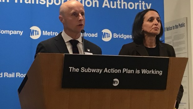 MTA: Improved Subway Service Boosts Our Pitch for Congestion Pricing