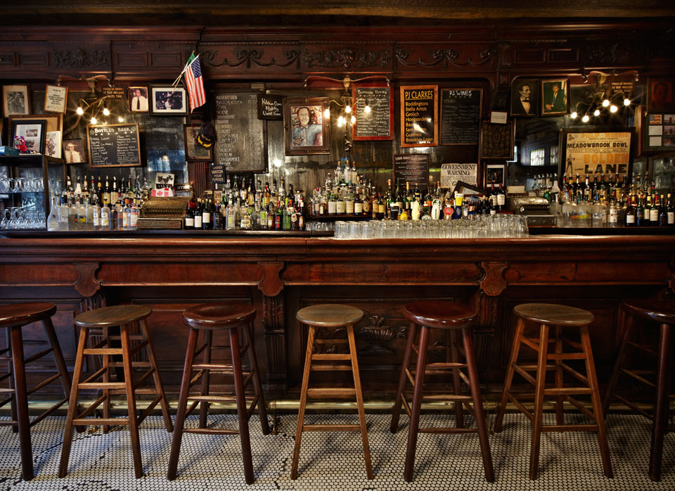 PJ Clarkes Drink NYC The Best Happy Hours Drinks