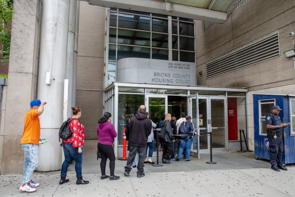 If You Can Avoid It Stay Out Of The Bronx Housing Court System
