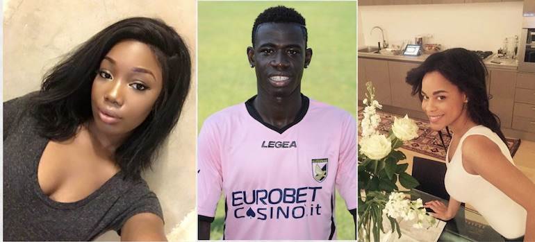Italian and black relationships