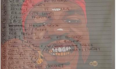 Omar Sterling - Victory Through Harmony mixtape