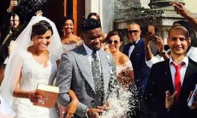 Samuel Eto'o marries Georgette Tra Lou