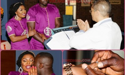 Afia Schwarzenegger's wedding in South Africa
