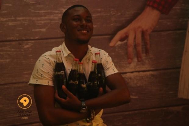 coca cola taste the feeling ghana launch12