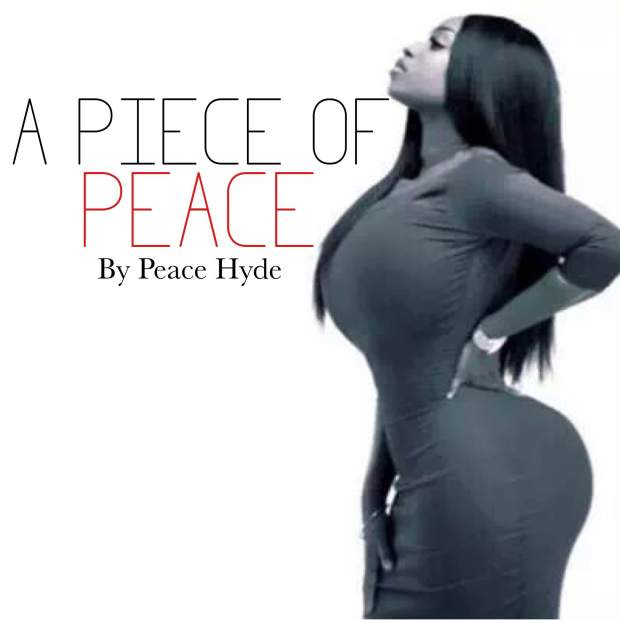 piece of peace by peace hyde