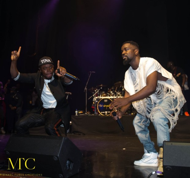 sarkodie live at o2 arene14