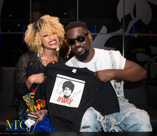 sarkodie live at o2 arene17