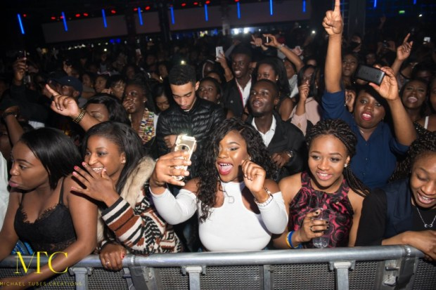 sarkodie live at o2 arene3