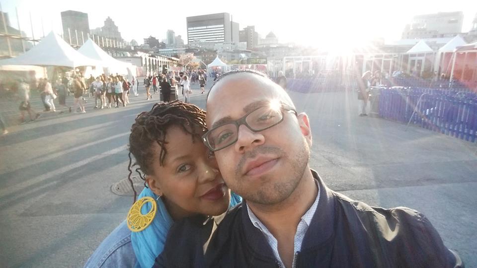 warona and husband