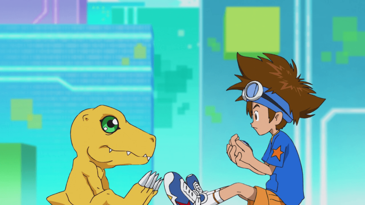 Digimon Adventure: (2020) Episode 1 [First Impressions ...