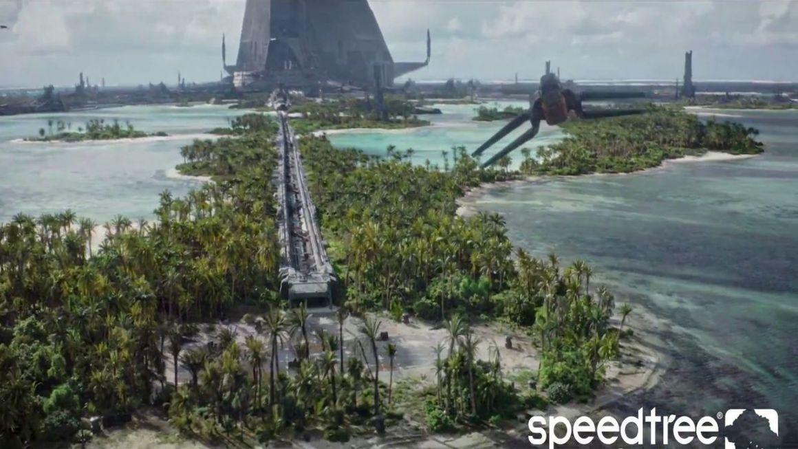 Speedtree Vfx Showreel 2018 | CGHOW