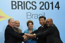 BRICS: líderes no Brasil, 2014