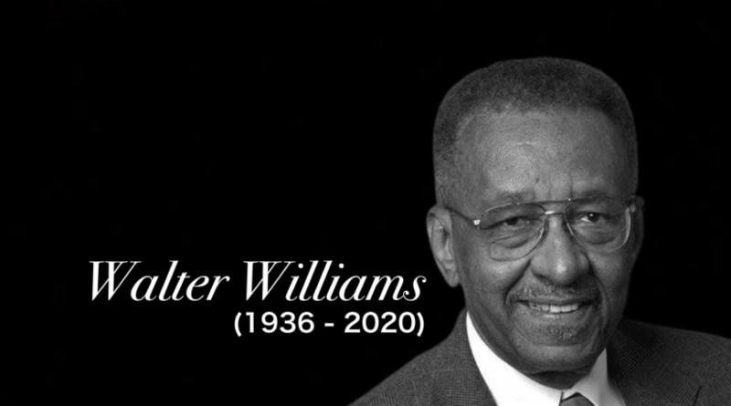 Série heróis da liberdade: Walter Williams