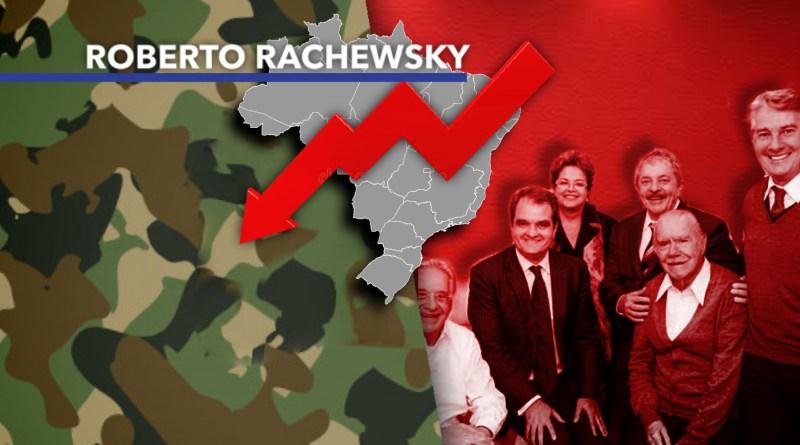 A destruição da economia nos governos militares e na social-democracia