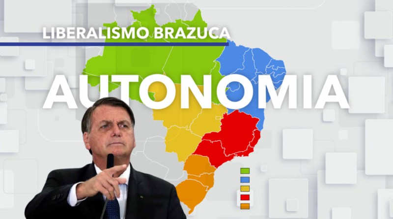 Por que a autonomia de estados e municípios é importante?