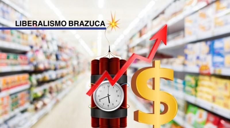 Como desarmar a bomba relógio da inflação?