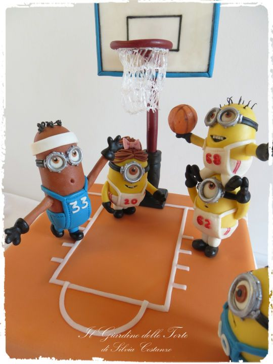 The Top 24 Basketball Cakes Ever Made