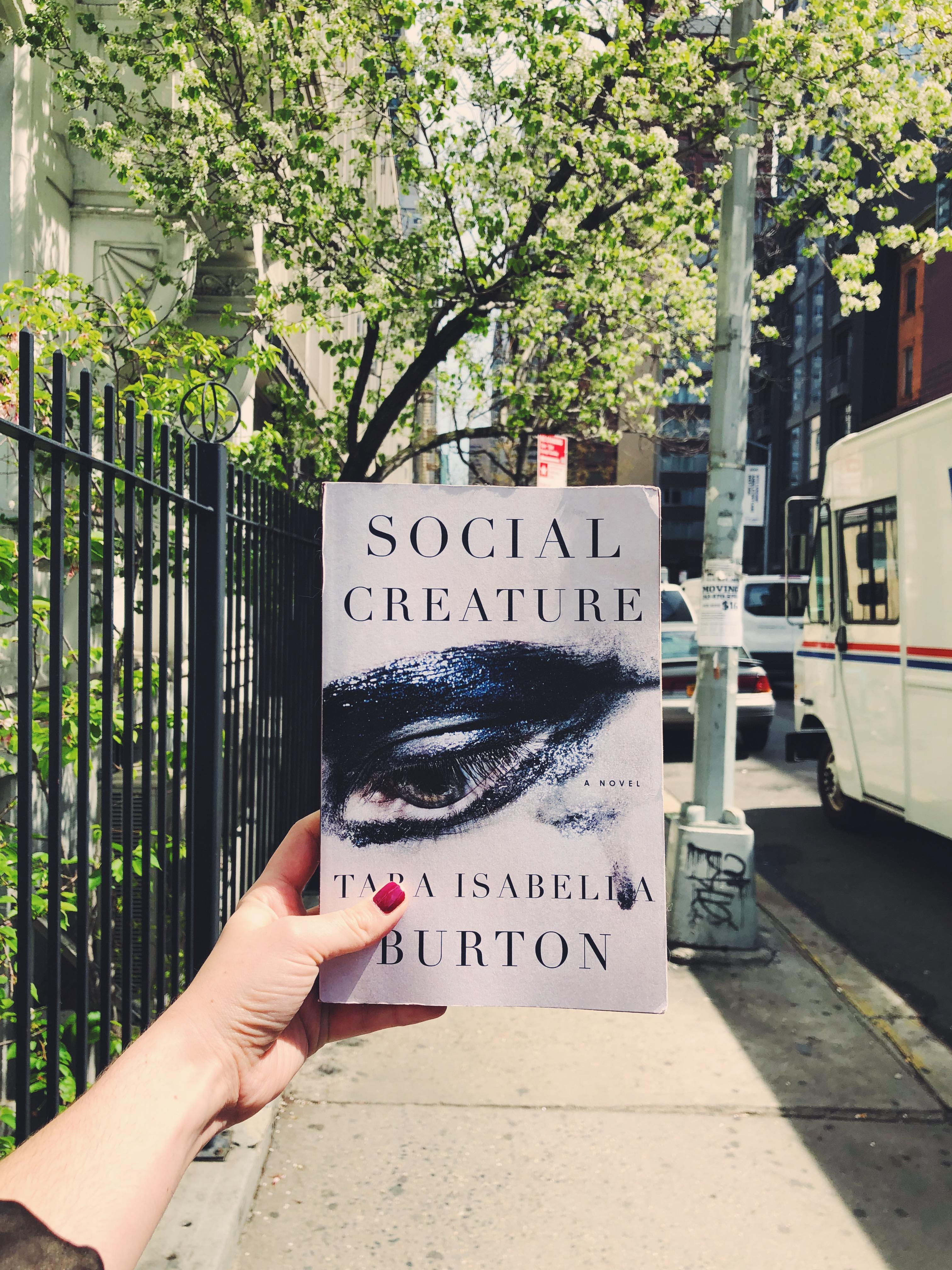 Social Creature by Tara Isabella Burton