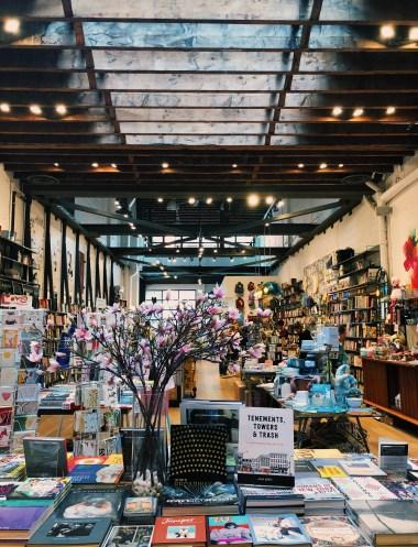 Book Culture Long Island City
