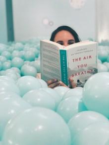 The Air You Breathe by Frances de Pontes Peebles