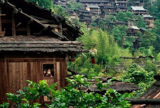 SALON Gold Medal - Boqian Cui (China) - Miao ethnic family