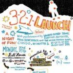 3-2-1 Launch