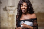 Spanish flamenco soul singer Buika, from Mallorca