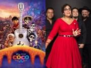 Disney/Pixar's Coco  La Santa Cecilia