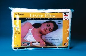 Tri-Core Orthopedic Pillow