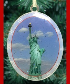 Statue Of Liberty Christmas Ornament CO48366 from ny christmas gifts
