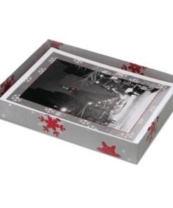 Empire State Building Night NY Christmas Cards CGC8306 box