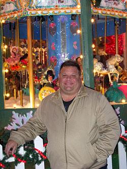 Owner and designer Joe DiMartino