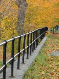 Healing Garden Fence