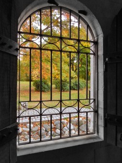 View from Secret Garden