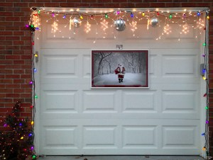 Christmas Home Decor New York Style